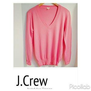 J.Crew V-neck Pullover Sweater